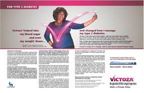 Novo launches new consumer ads for Victoza