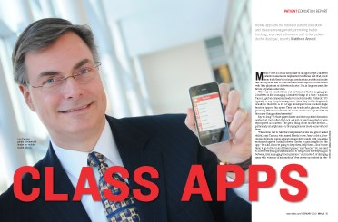 Patient Education Report: Class Apps