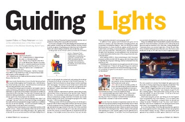 Medical Advertising Hall of Fame: Guiding Lights