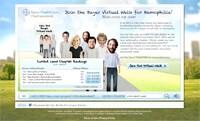 "Bayer ""virtual walk"" benefits hemophilia group"