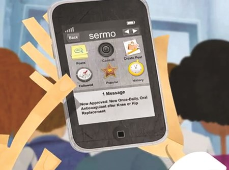 Sermo looks for new leaders—and profitability