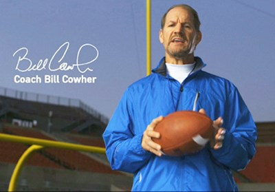 Coach vs. cancer in BMS-backed awareness effort