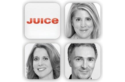 Clockwise from top: Lois Moran, Forrest King,  Lynn Macrone