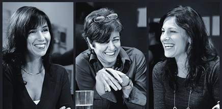Marina Goddard, Marci Piasecki, Tatiana Lyons