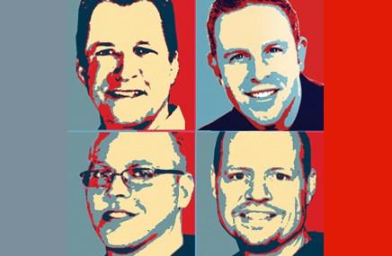 Jay Bolling, David Zaritsky, Craig Little, Kurt Mueller