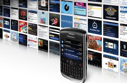 Launching a brand from your BlackBerry