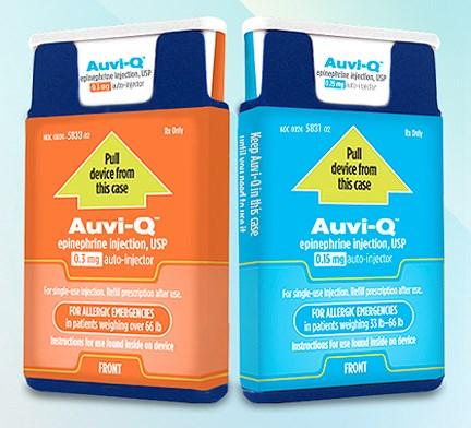 Sanofi's talking allergy device an answer to Dey's EpiPen