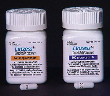 Forest's one-a-day IBS drug Linzess to take on Amitiza
