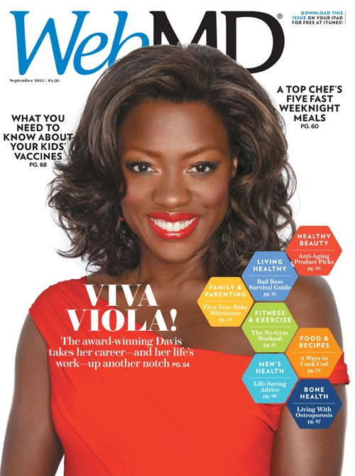 WebMD gives mag a celebtastic, photo-forward refresh