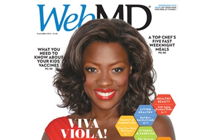 WedMD gets star-powered redesign