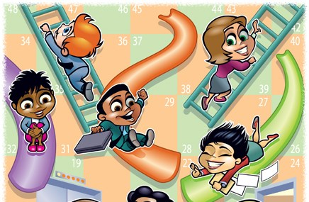 Career Issue 2012: Chutes & Ladders