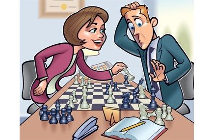 2012 Career & Salary Survey: Checkmate