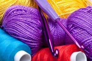 Launch your brand while knitting!