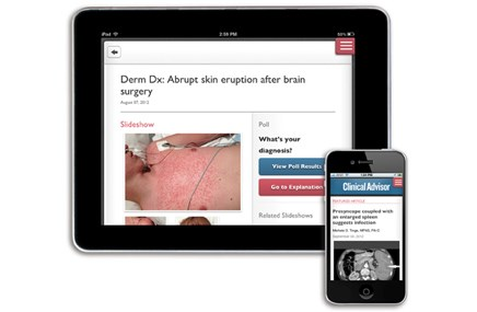 Clinical Advisor app offers information and education