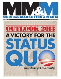 December 2012 Issue of MMM