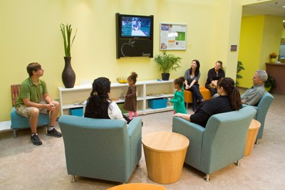 AccentHealth adds 1,000 waiting room TVs