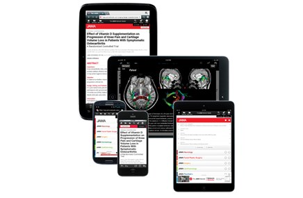 JAMA increases its mobile reach with Network Reader