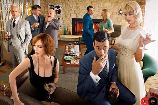 Marketing like Mad Men