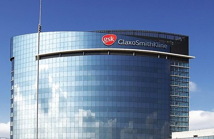 GSK's Q1 sales slide