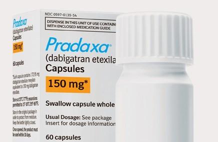 Analyses support Pradaxa safety profile
