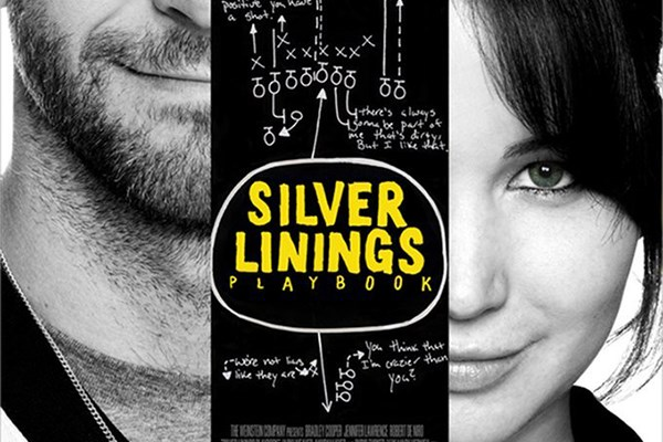 A play borrowed from the Silver Linings book