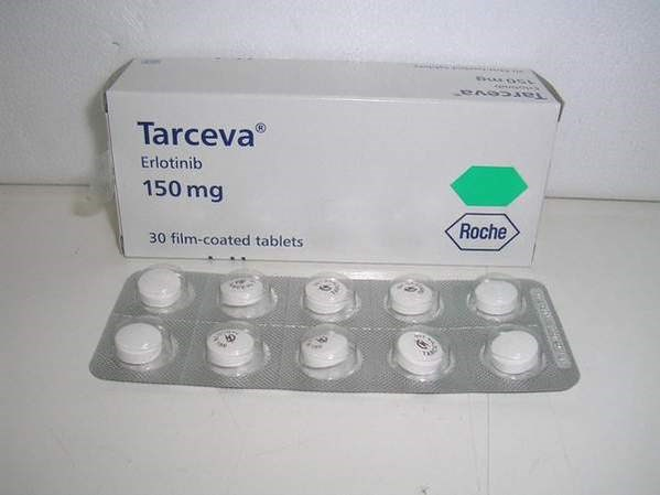 Tarceva diagnostic brings new indication