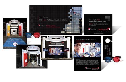 Work for an Astellas rebranding