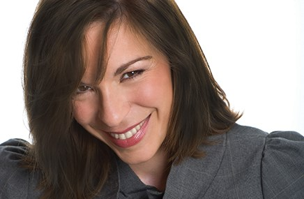 Upward Move: Tina Fascetti