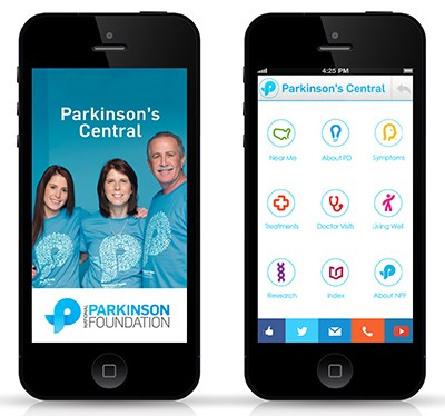 A Parkinson's app for patients that took its cue from HCPs