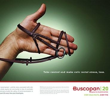 "Buscopan ""Take Control"""