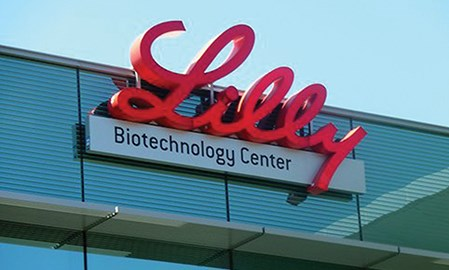 Eli Lilly said it discontinued tabalumab, a drug being tested in Phase-III trials for lupus