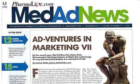 Recently shuttered, MedAdNews back in limited form