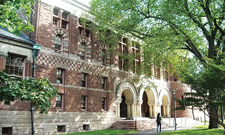 Harvard is among the schools that Elsevier's effort targeted