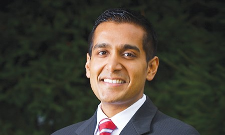 Sachin Jain, M.D., M.B.A., chief medical information and innovation officer (CMIO), Merck