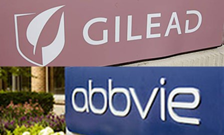 Gilead and AbbVie HCV meds face off in hard-to-treat