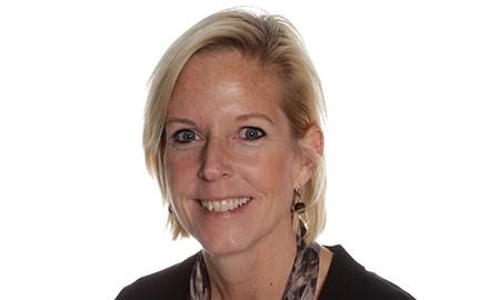 Upward Move: Pam Hamlin