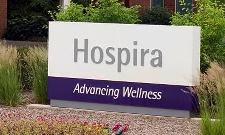Hospira was granted a temporary restraining order against FDA