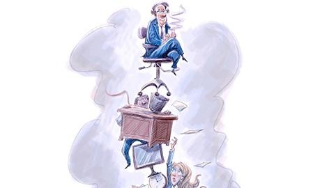 Career Paths: The Climb
