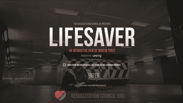 #Lifesaver