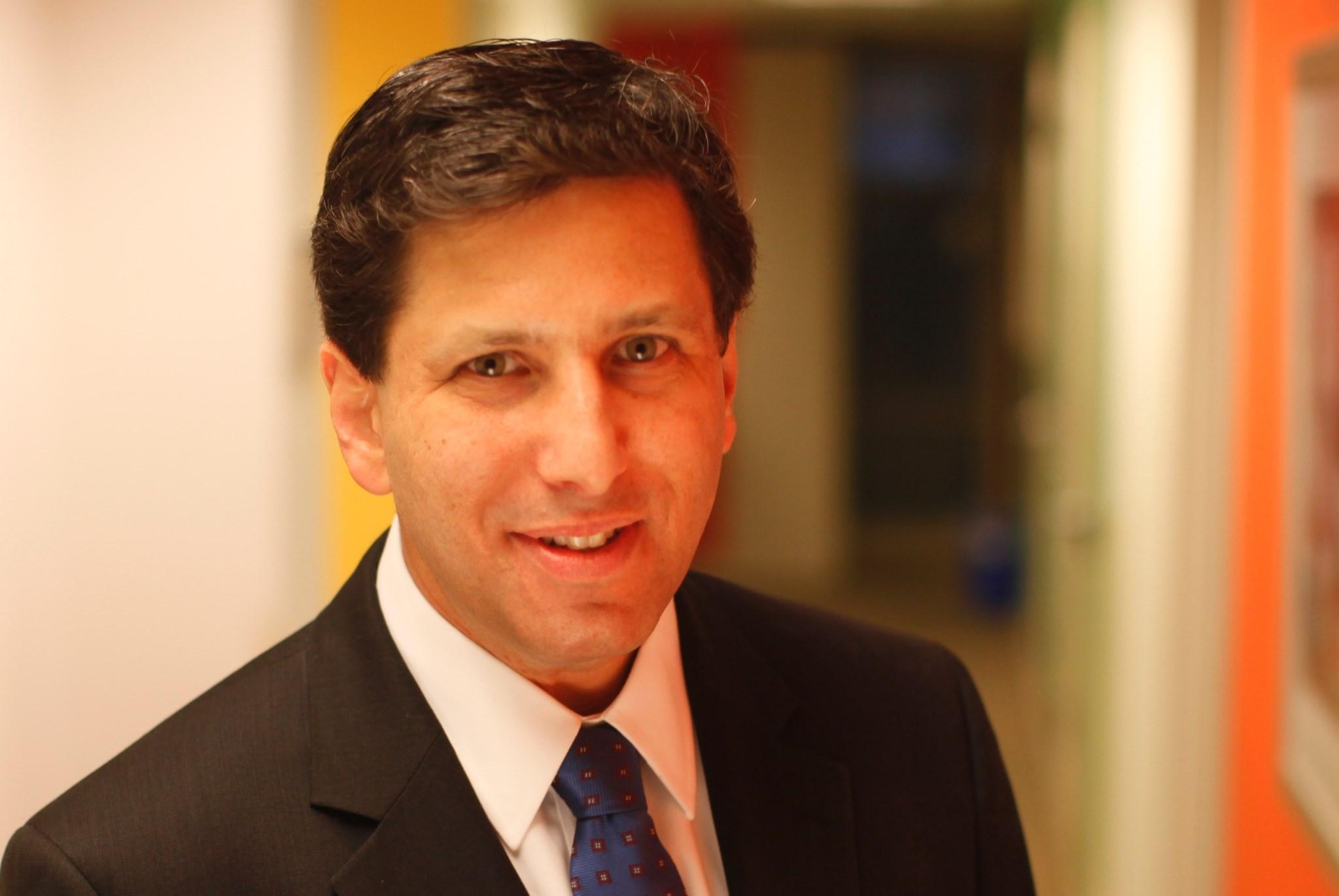 Craig Lipset, head of clinical innovation, Pfizer.