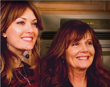 Amy Purdy, and her mother, Sheri Purdy