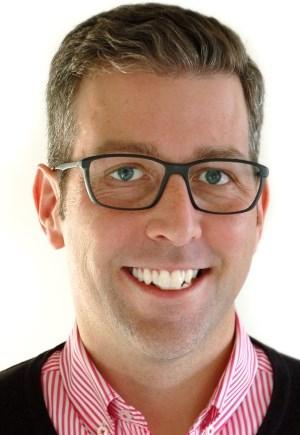 Joe Doyle, VP, digital strategy, hcbhealth