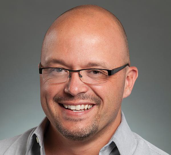 John Kemble, SVP and creative director, Dudnyk