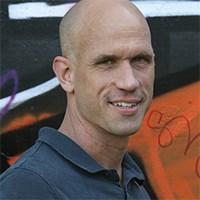 Drew Miller, Creative Director, frog design
