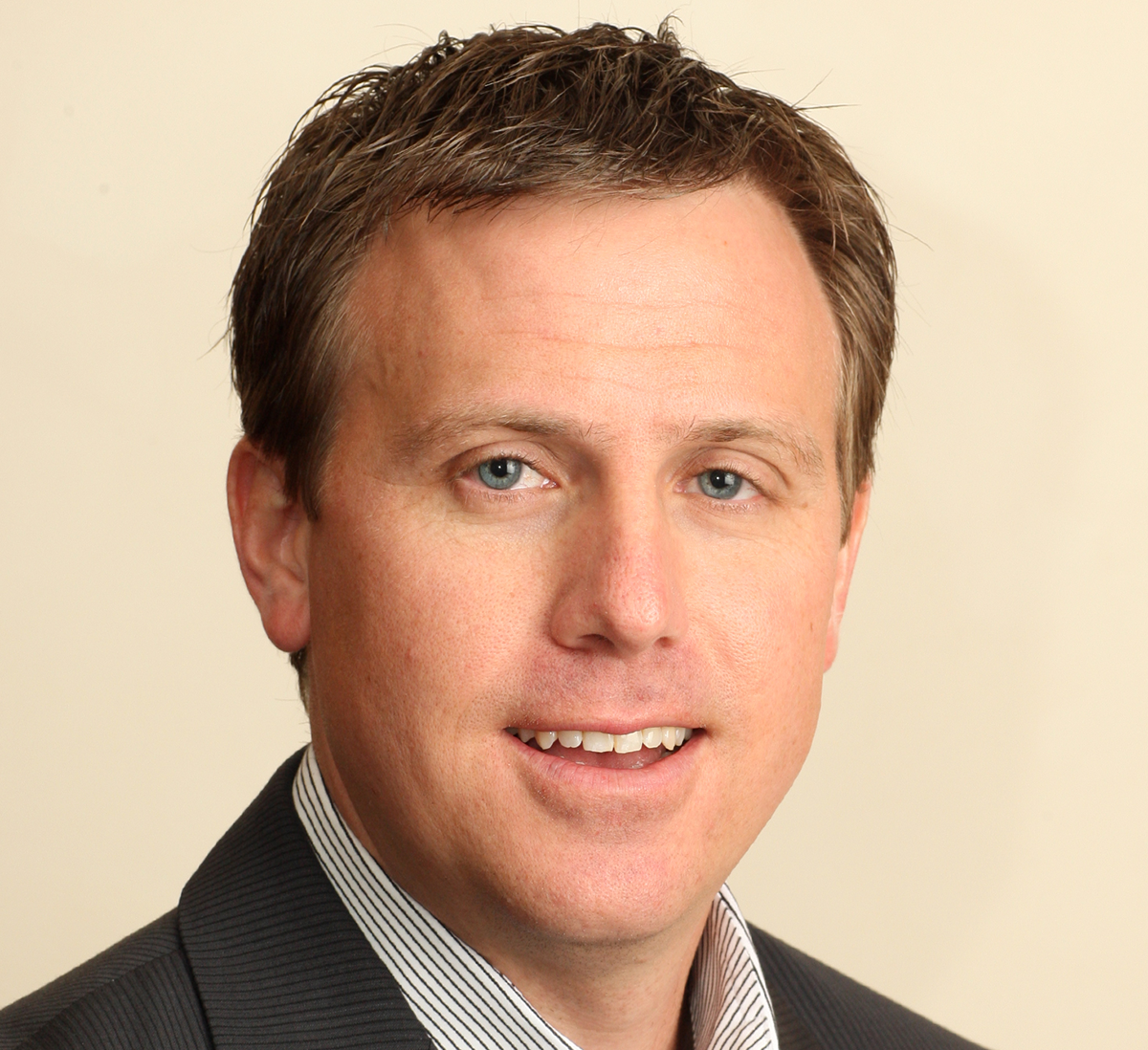 Scott McMeekin, SVP, sales, Healthcare Data Solutions