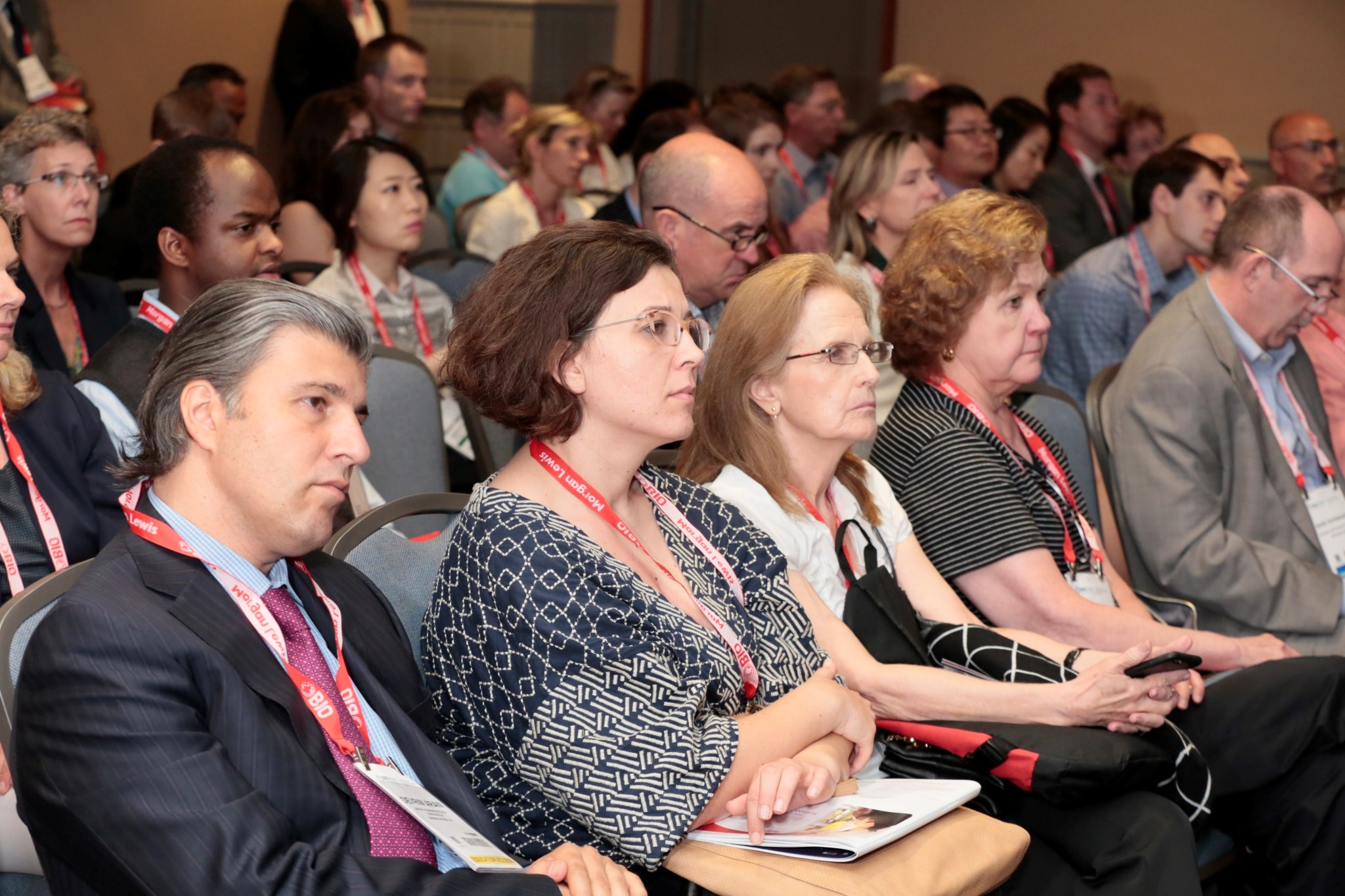 Attendees at the annual BIO International Convention