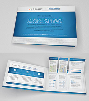 The assembled package for Assure for Otsuka Pharmaceuticals