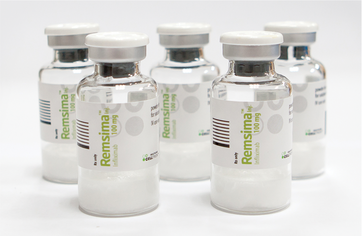 The FDA is expected to decide whether to approve Celltrion's biosimilar Remsima this year.