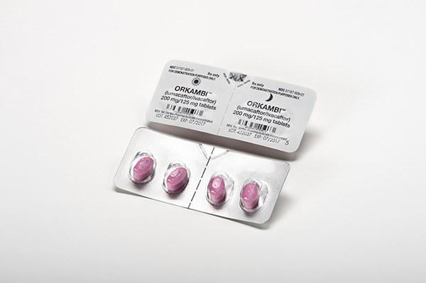 Vertex's new cystic-fibrosis drug Orkambi