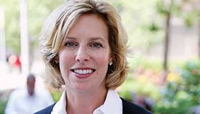 Catherine Fink, EVP, health and wellness,  Porter Novelli
